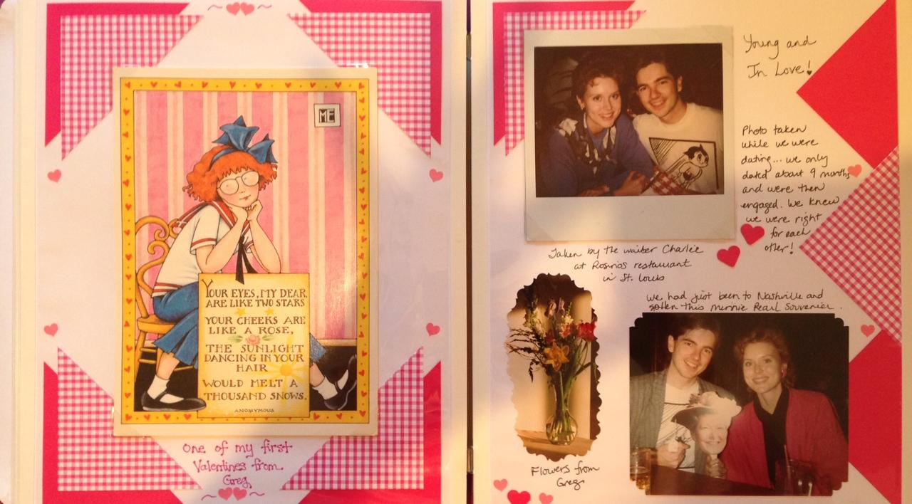 Scrapbook ideas abc album - Photo 36